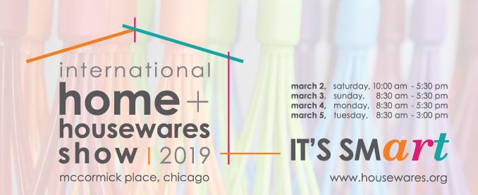 2019年3月美国芝加哥亚博在线体育官网入口家庭用品展